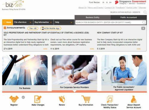 Accounting and Corporate Regulatory Authority