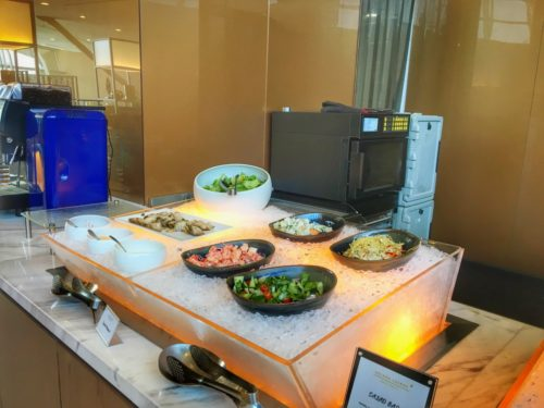 Golden Lounge Regional Meal