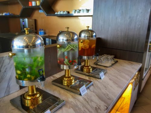 Golden Lounge Regional Drink