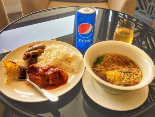Malaysia Airlines Golden Lounge Regional