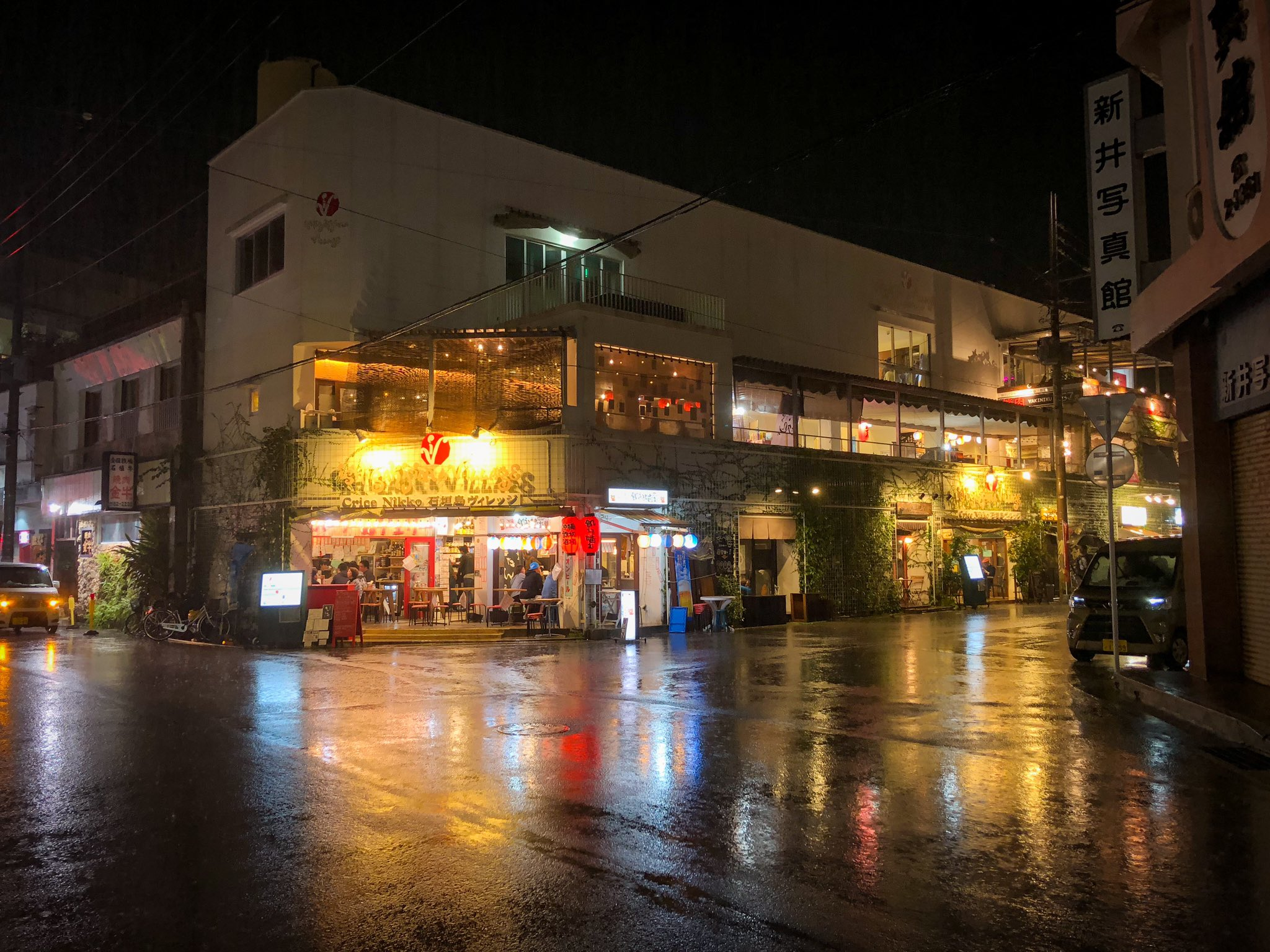 Ishigaki-shopping arcade